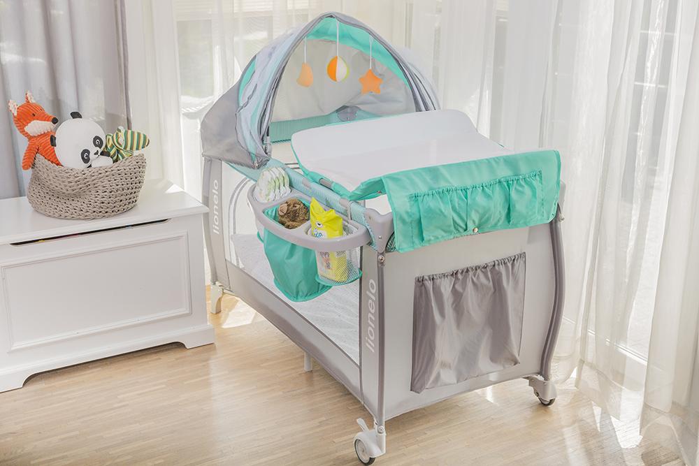 baby reisebett sven plus klappbar mit wickeltisch. Black Bedroom Furniture Sets. Home Design Ideas