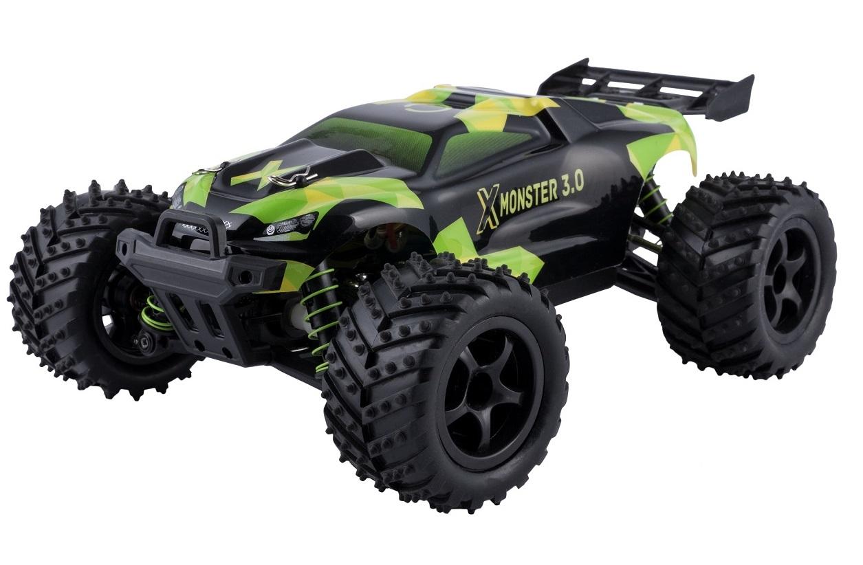 1 18 x monster truck rc auto car 45 km h 2 akkus allrad. Black Bedroom Furniture Sets. Home Design Ideas