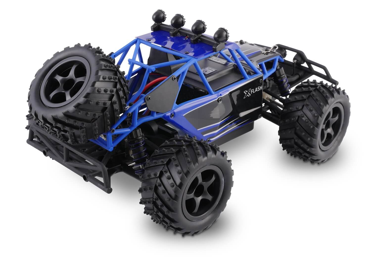 overmax x flash rc buggy 45km h 1 18 allrad 100m. Black Bedroom Furniture Sets. Home Design Ideas