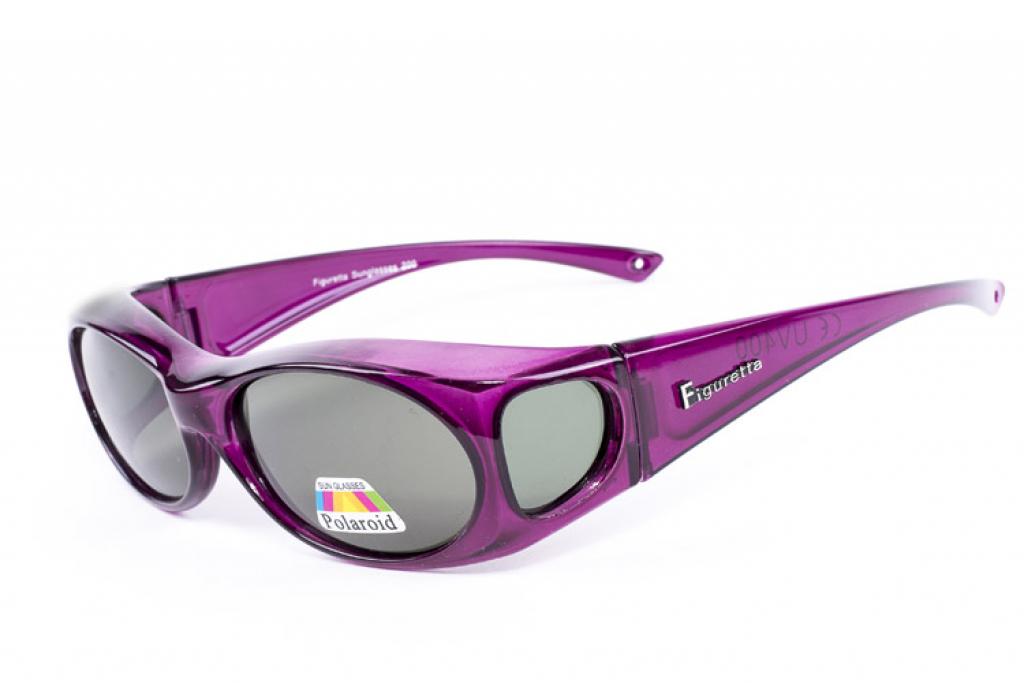 lilane Sonnen-Überbrille von Figuretta