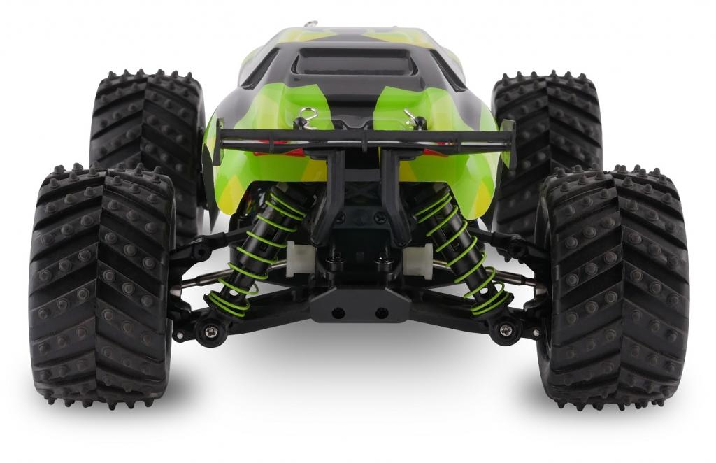 rc monster truck ferngesteuerter truck 45 km h schnell. Black Bedroom Furniture Sets. Home Design Ideas