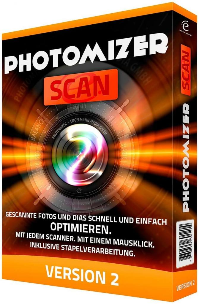Photomizer Software Verpackung