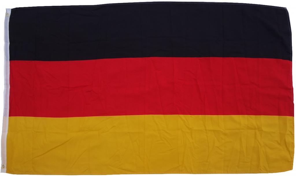 deutschland fahne 250 x 150 cm xxl deutschland flagge. Black Bedroom Furniture Sets. Home Design Ideas