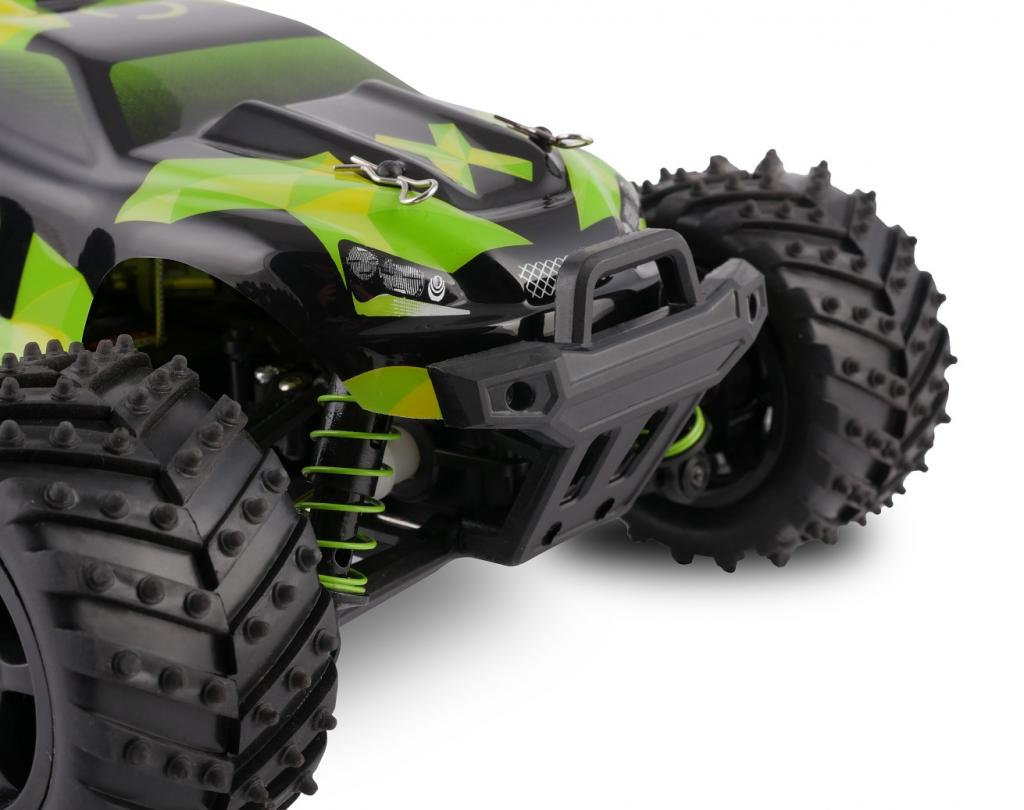 rc monster truck ferngesteuerter truck 45 km h schnell. Black Bedroom Furniture Sets. Home Design Ideas
