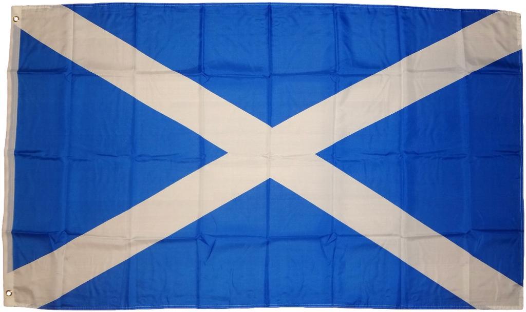 Schottland Fahne