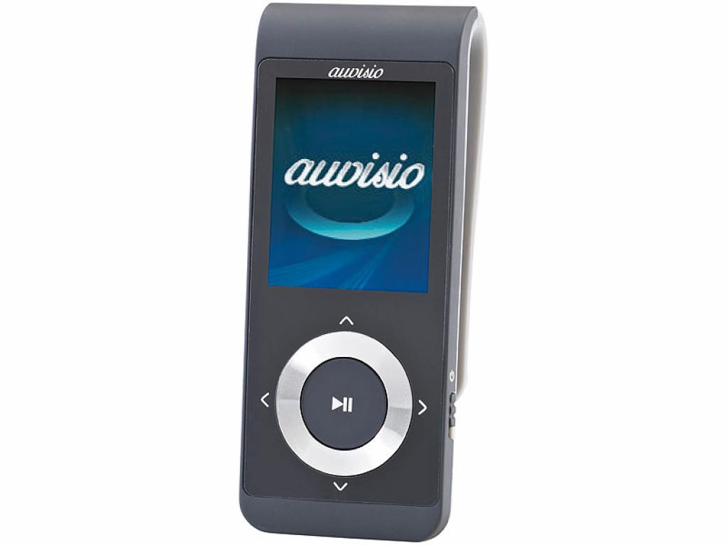 auvisio DMP-320.bt V2 Mp3 Video Player Vorderseite