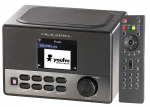 VR Radio WLAN-Internetradio Wecker, USB-Ladestation, 8 Watt, 7,2cm Display